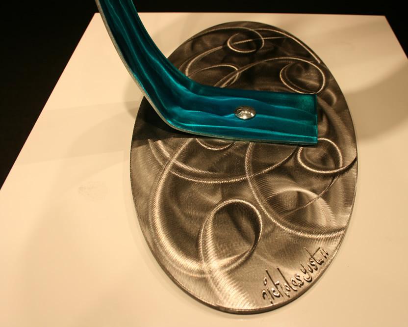 NY0472M - Metal Art by Nicholas Yust, Alternate Angle 2