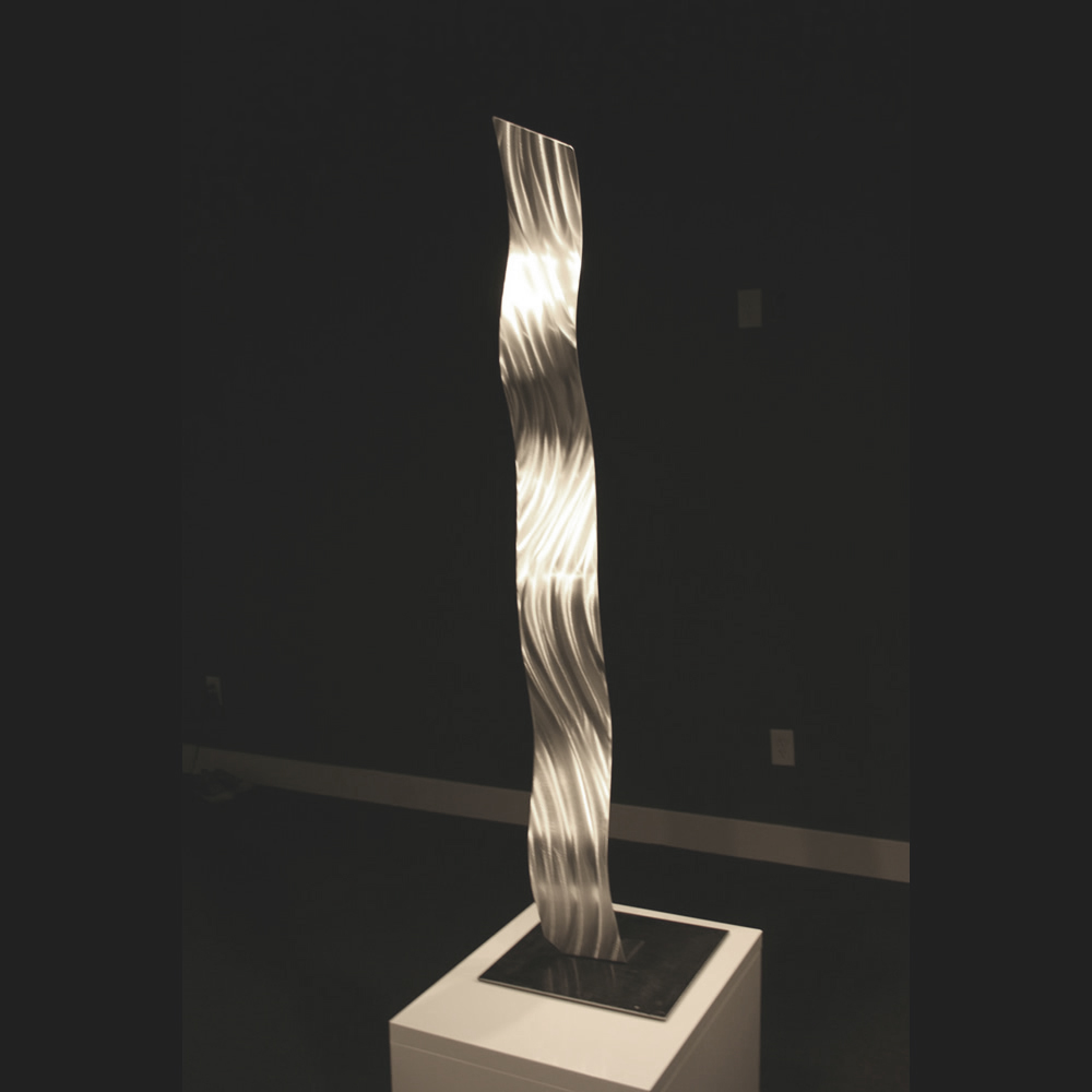 NY0476M - Metal Art by Nicholas Yust, Alternate Angle 1