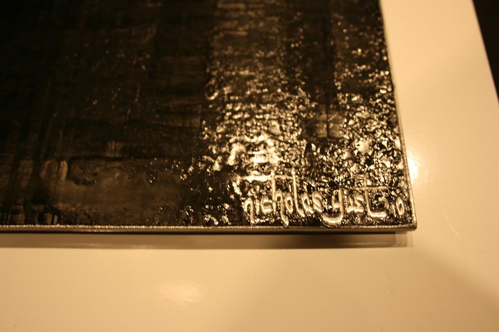 NY0476M - Metal Art by Nicholas Yust, Alternate Angle 2