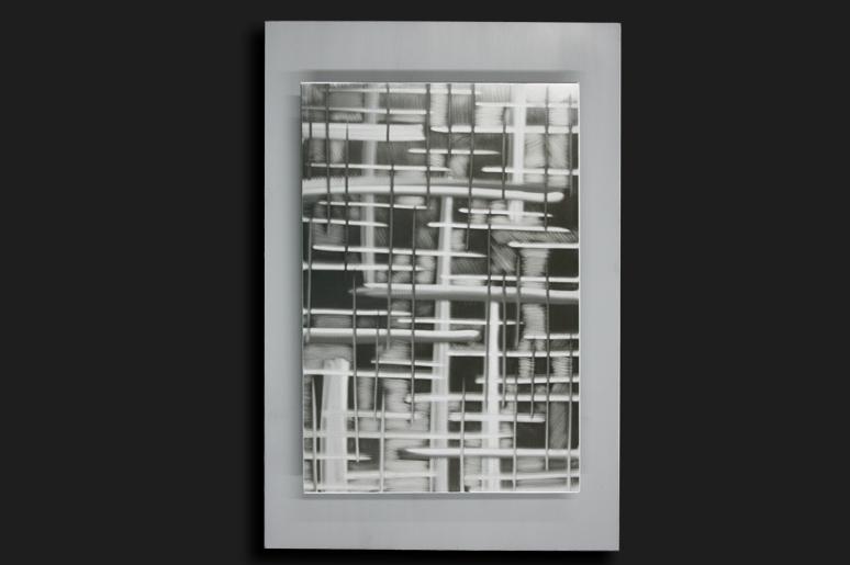 NY0482M - Metal Art by Nicholas Yust, Alternate Angle 1
