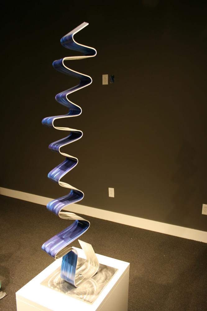 NY0485M - Metal Art by Nicholas Yust, Alternate Angle 2