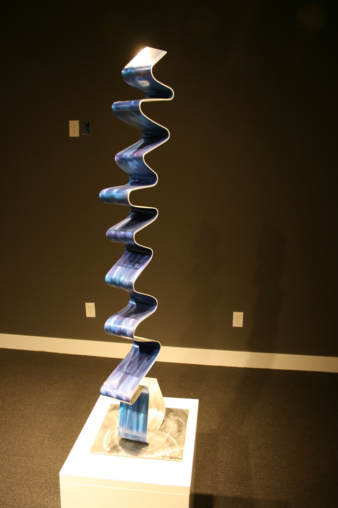NY0485M - Metal Art by Nicholas Yust, Alternate Angle 3
