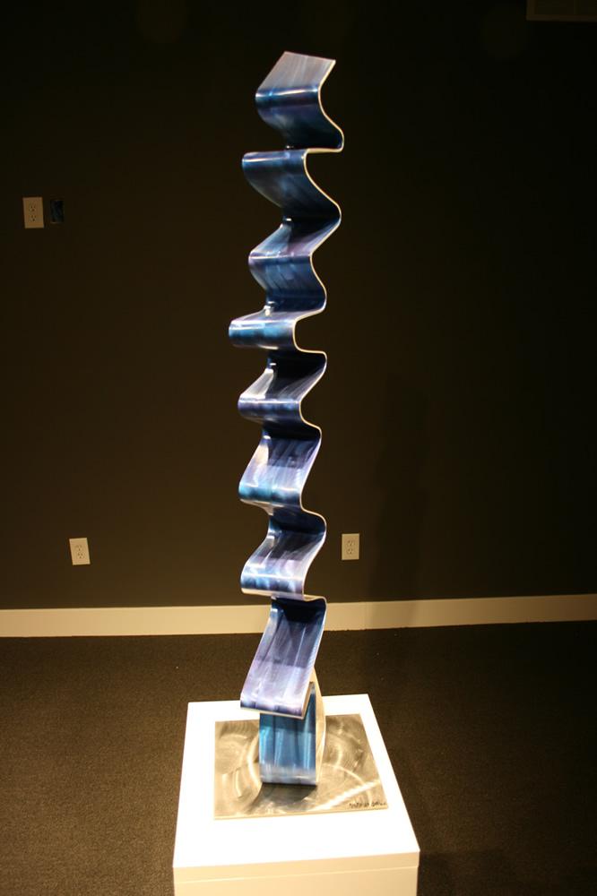 NY0485M - Metal Art by Nicholas Yust, Alternate Angle 4