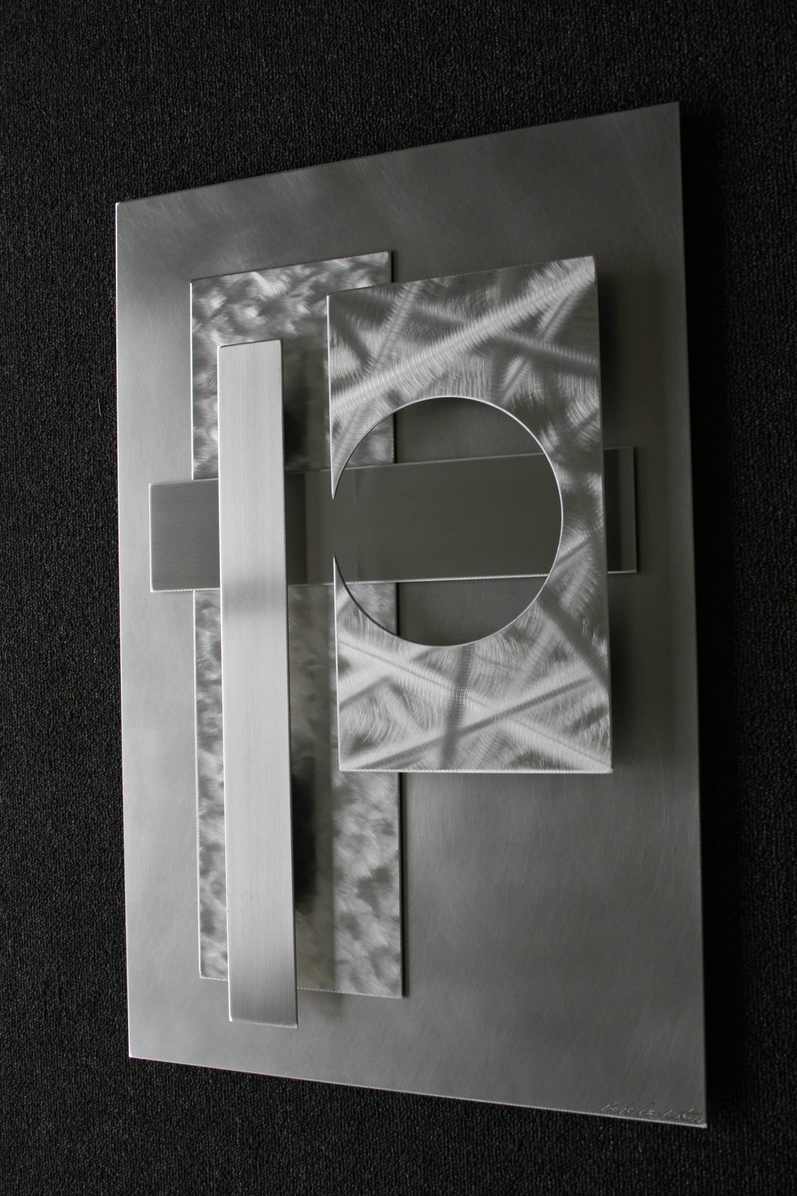 NY0492M - Metal Art by Nicholas Yust, Alternate Angle 1