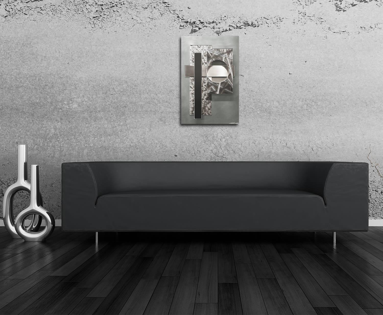 NY0492M - Metal Art by Nicholas Yust, Alternate Angle 4