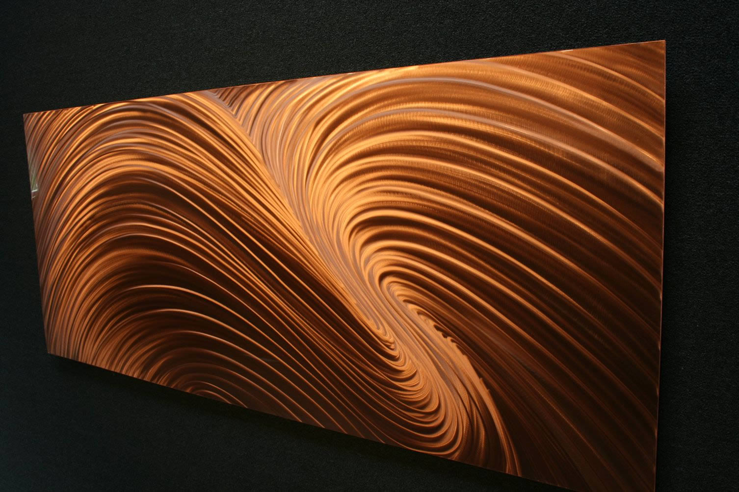COPPER FUSION - Contemporary Art by Nicholas Yust