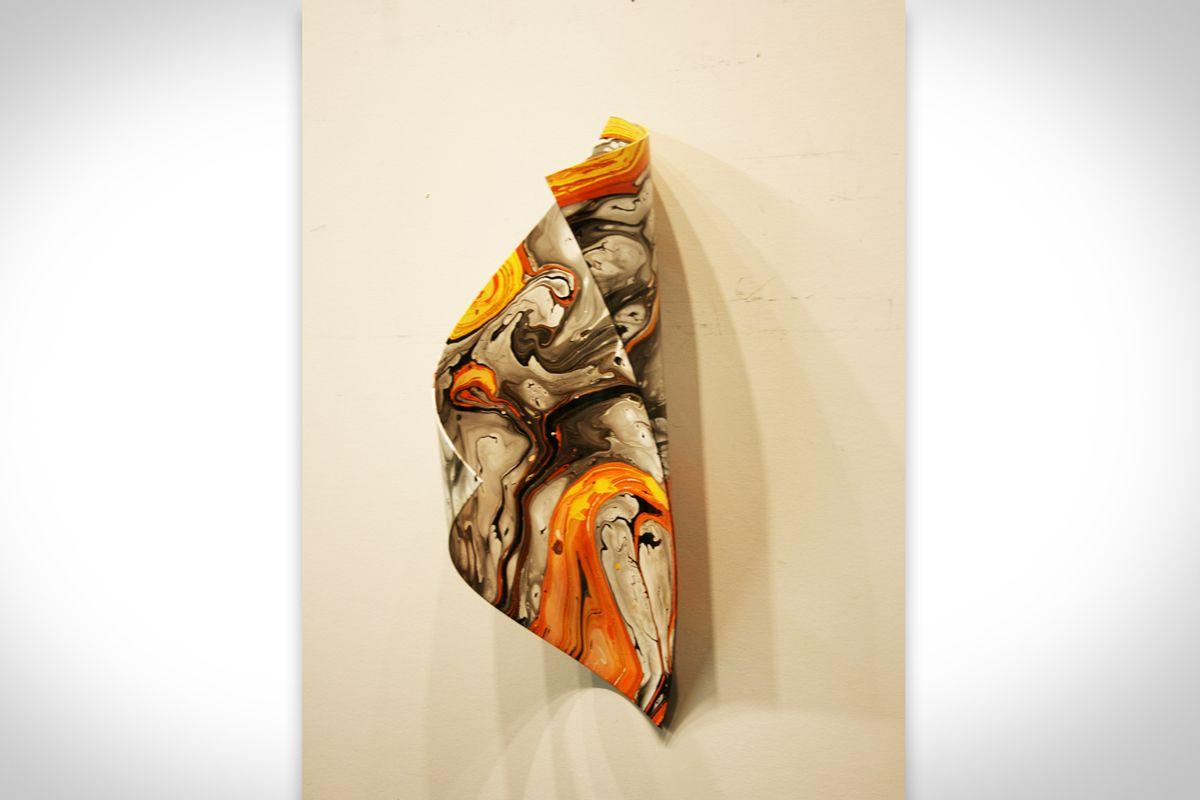 NY0523M - Metal Art by Nicholas Yust, Alternate Angle 1