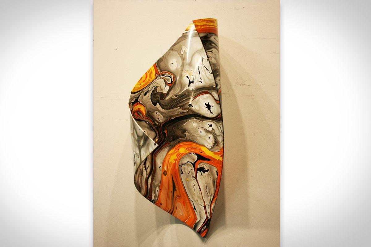 NY0523M - Metal Art by Nicholas Yust, Alternate Angle 3