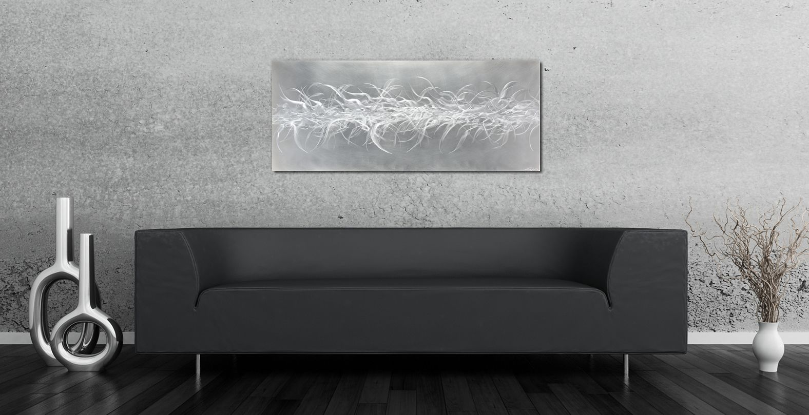 NY0537M - Metal Art by Nicholas Yust, Alternate Angle 2