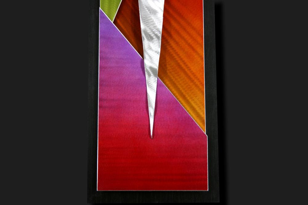 NY0540M - Metal Art by Nicholas Yust, Alternate Angle 2