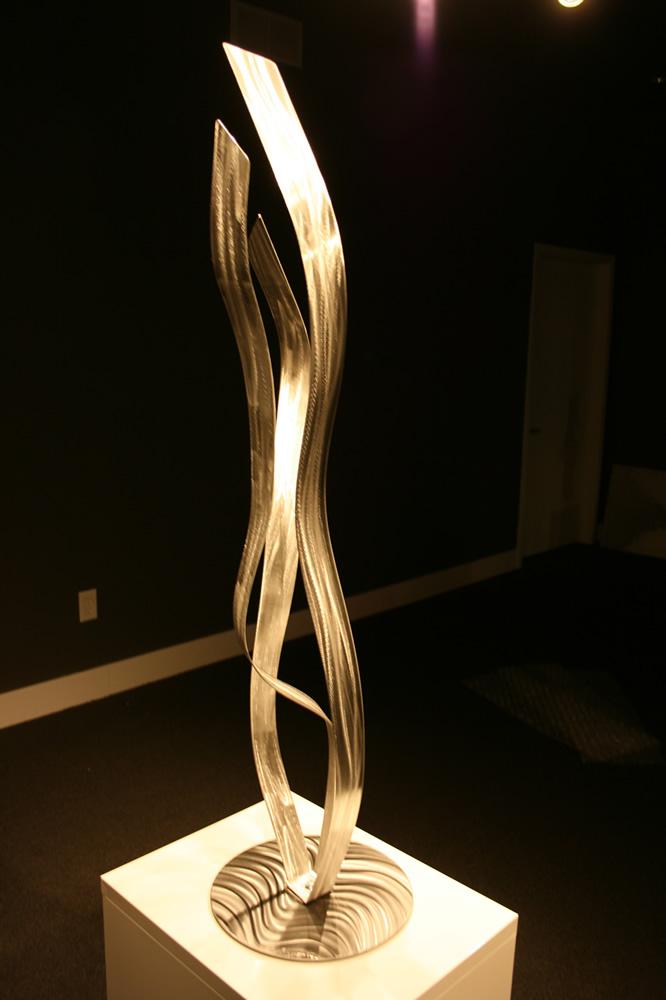 NY0543M - Metal Art by Nicholas Yust, Alternate Angle 2