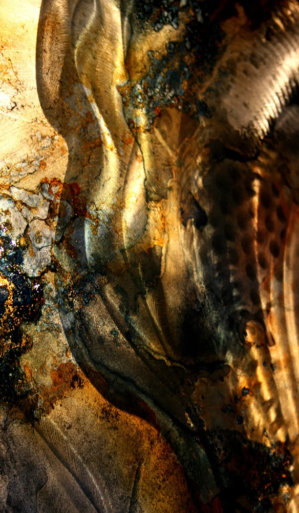 NY0566M - Metal Art by Nicholas Yust, Alternate Angle 1