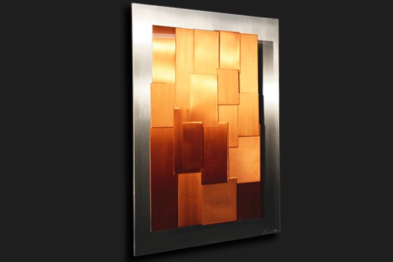 NY0569M - Metal Art by Nicholas Yust, Alternate Angle 1