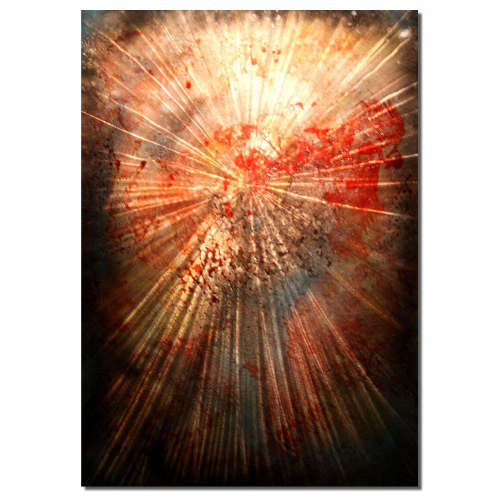 HYPER EXPANSION - Black Label Modern Art by Nicholas Yust