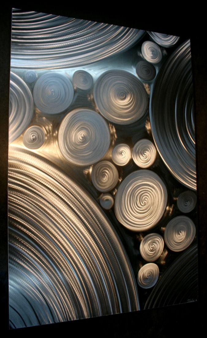NY0594M - Metal Art by Nicholas Yust, Alternate Angle 1