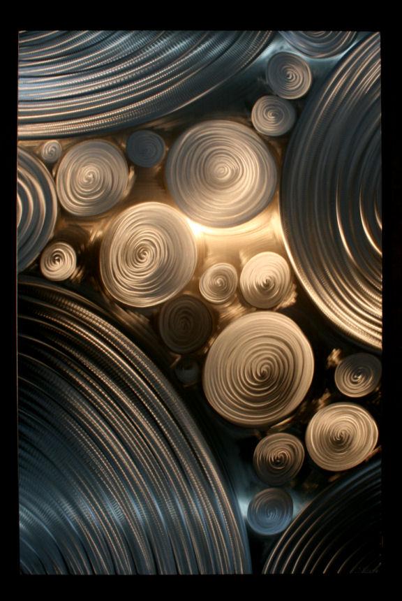 NY0594M - Metal Art by Nicholas Yust, Alternate Angle 3