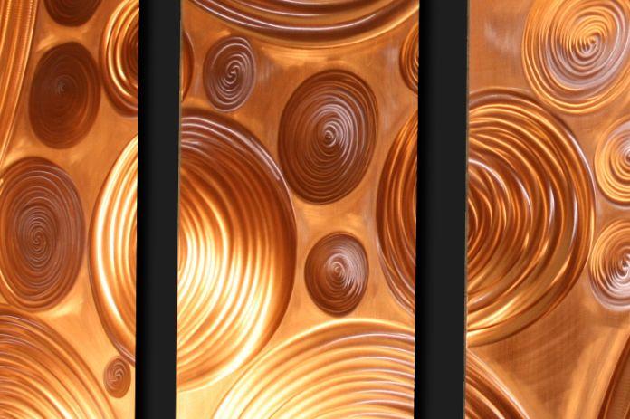 NY0596M - Metal Art by Nicholas Yust, Alternate Angle 2