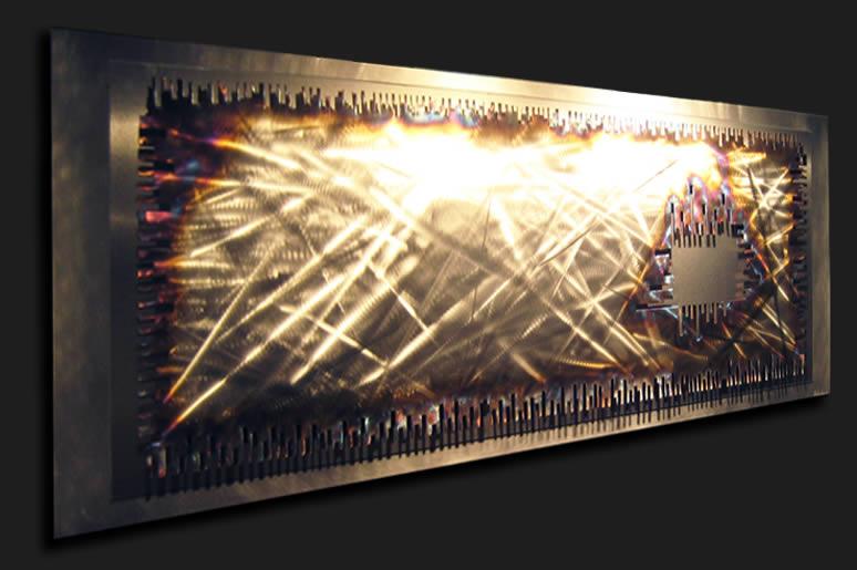 NY0597M - Metal Art by Nicholas Yust, Alternate Angle 2