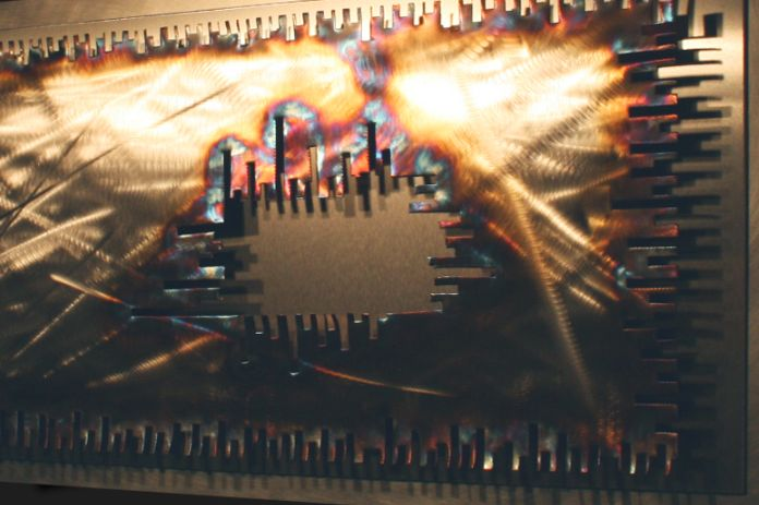 NY0597M - Metal Art by Nicholas Yust, Alternate Angle 3