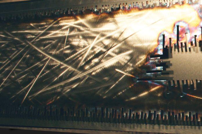 NY0597M - Metal Art by Nicholas Yust, Alternate Angle 4