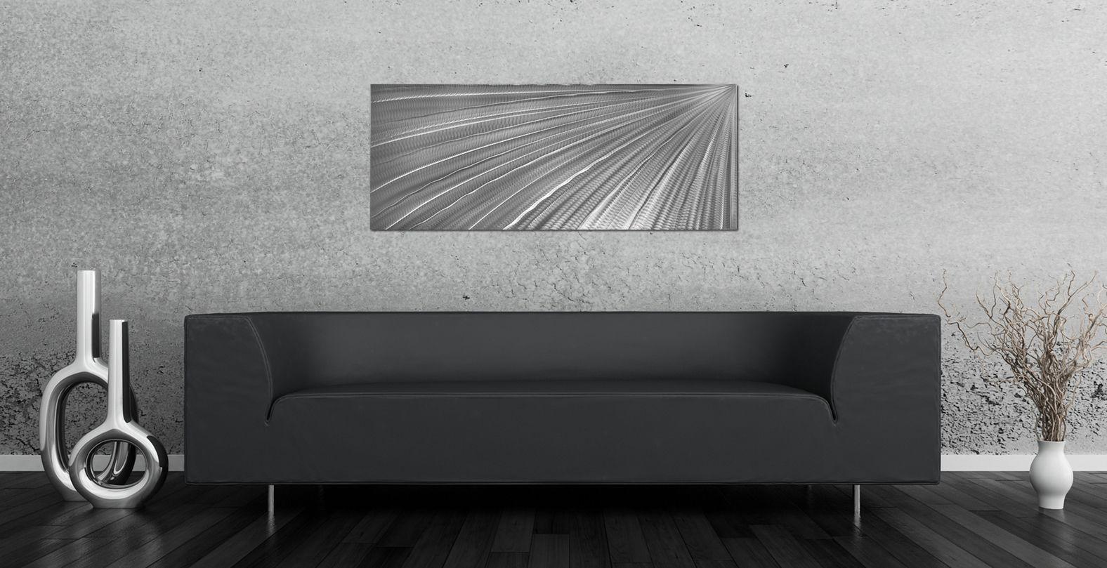 NY0600M - Metal Art by Nicholas Yust, Alternate Angle 2