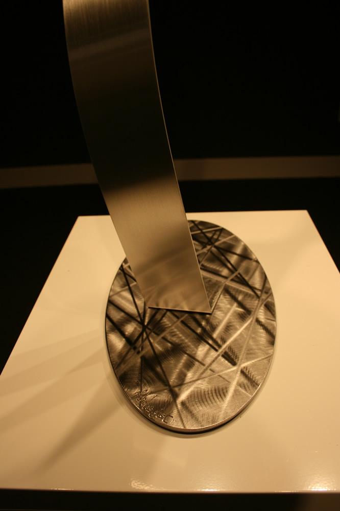 NY0617M - Metal Art by Nicholas Yust, Alternate Angle 1
