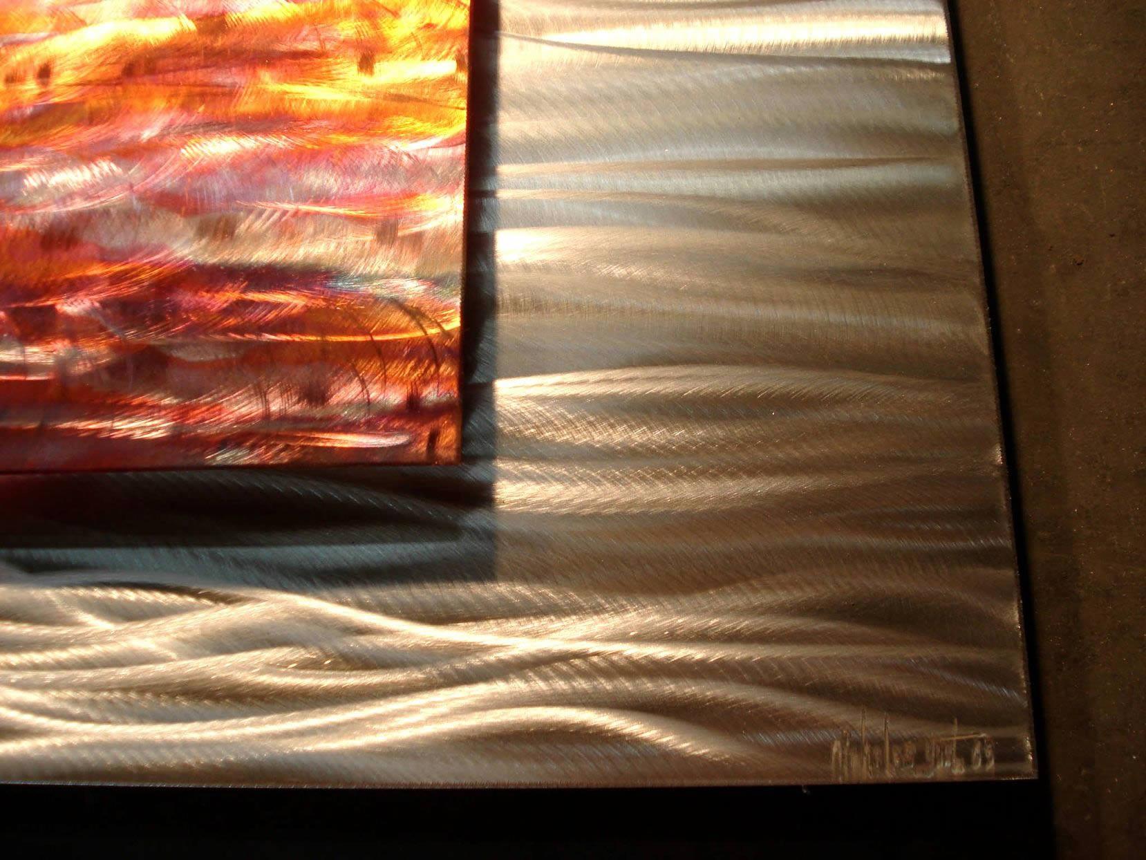 NY0619M - Metal Art by Nicholas Yust, Alternate Angle 2