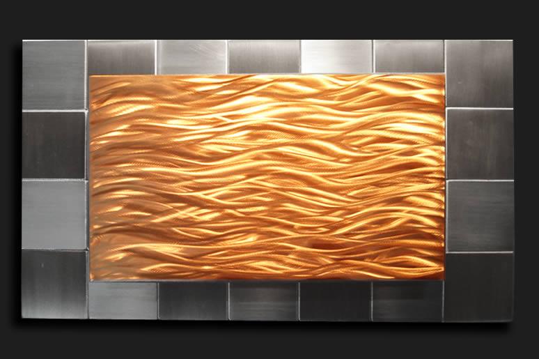 NY0623M - Metal Art by Nicholas Yust, Alternate Angle 1