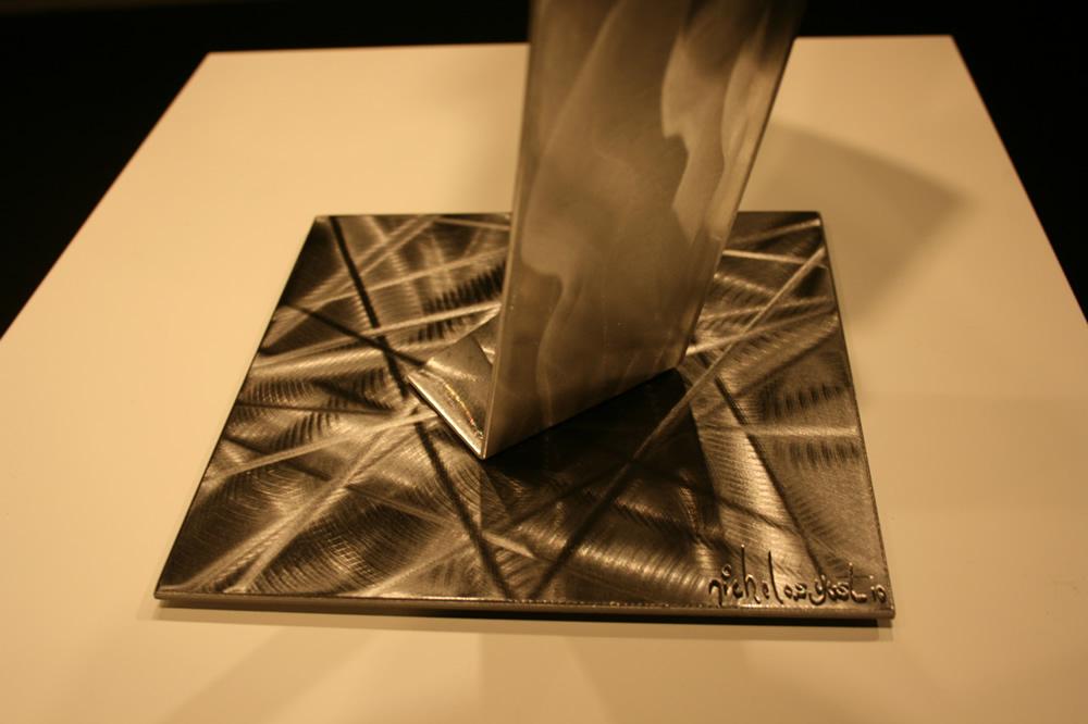 NY0640M - Metal Art by Nicholas Yust, Alternate Angle 2