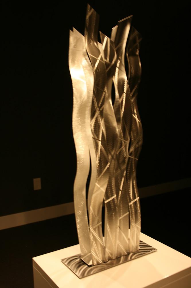 NY0641M - Metal Art by Nicholas Yust, Alternate Angle 1