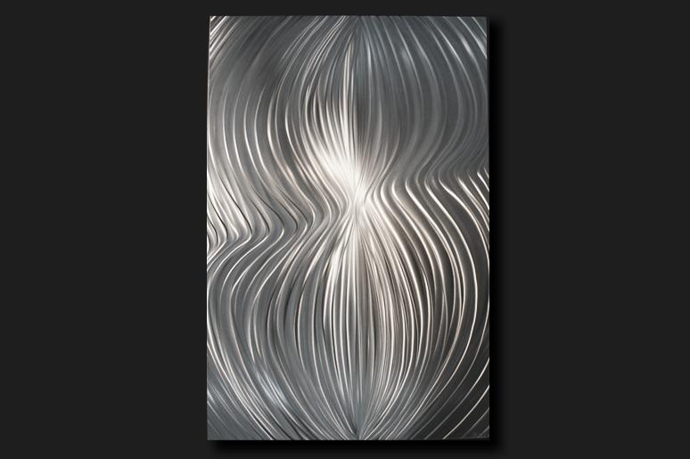 NY0644M - Metal Art by Nicholas Yust, Alternate Angle 1