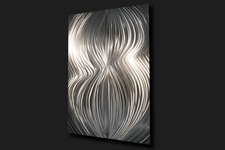 NY0644M - Metal Art by Nicholas Yust, Alternate Angle 2