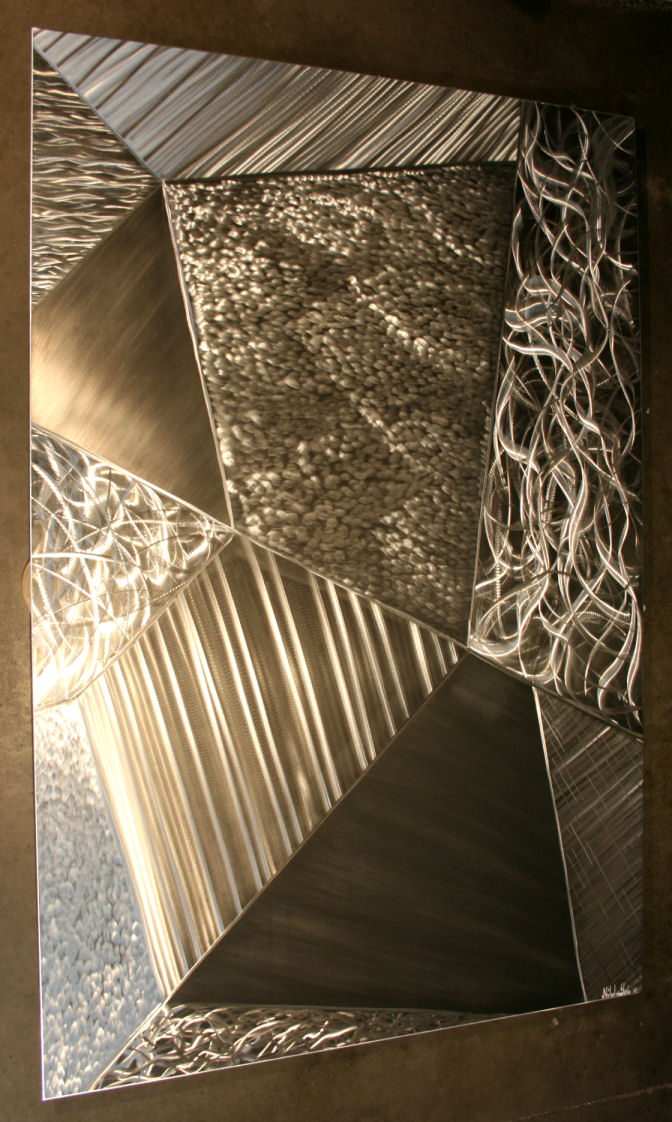 NY0649M - Metal Art by Nicholas Yust, Alternate Angle 1