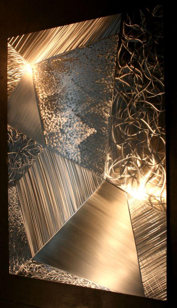 NY0649M - Metal Art by Nicholas Yust, Alternate Angle 2