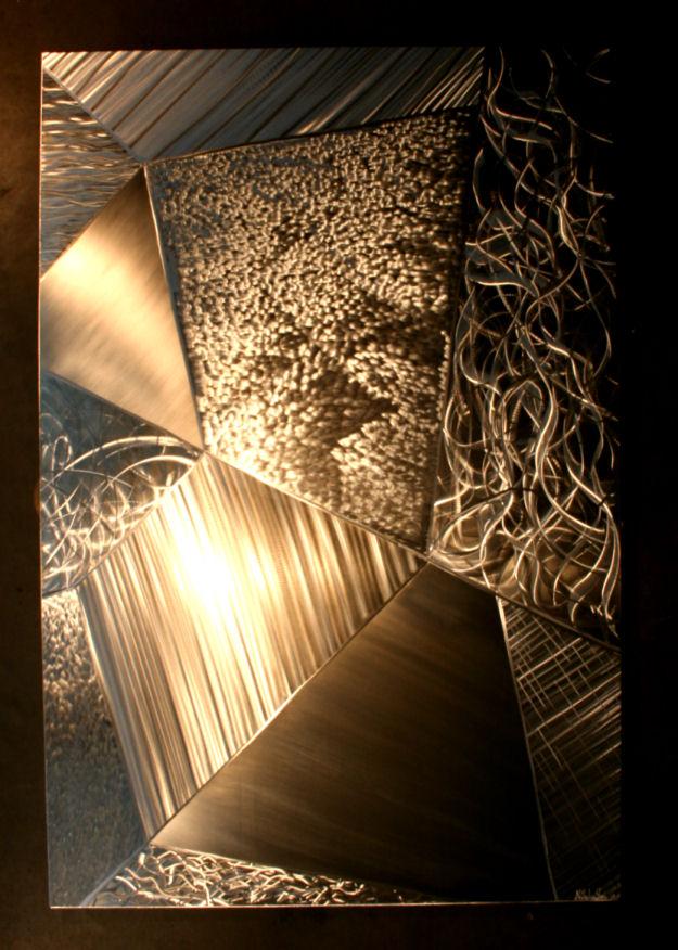 NY0649M - Metal Art by Nicholas Yust, Alternate Angle 3