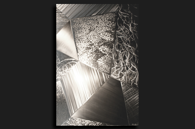 NY0649M - Metal Art by Nicholas Yust, Alternate Angle 4
