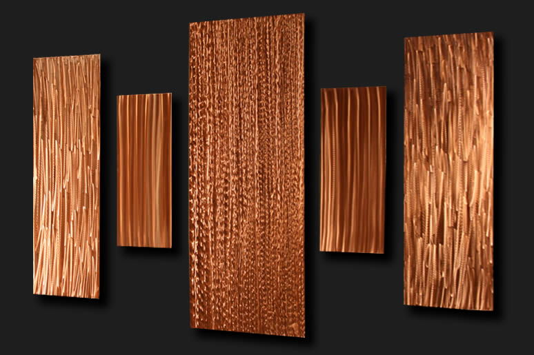 NY0656M - Metal Art by Nicholas Yust, Alternate Angle 2