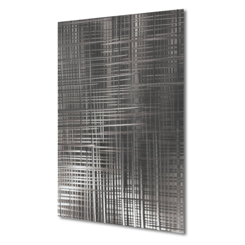 RECOIL - Hand-Ground Metal Art by Nicholas Yust