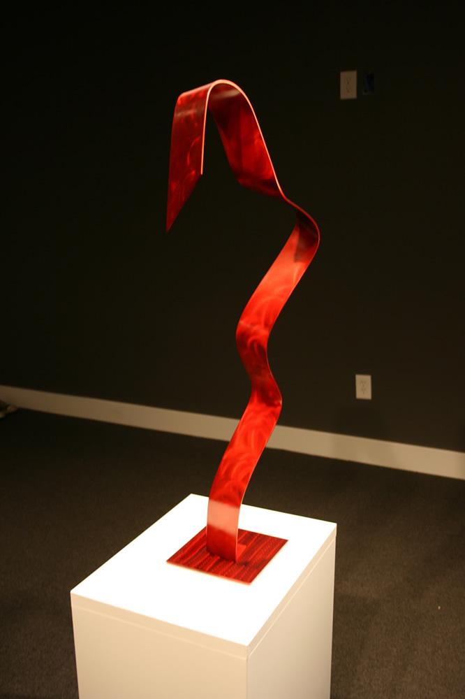 NY0659M - Metal Art by Nicholas Yust, Alternate Angle 3