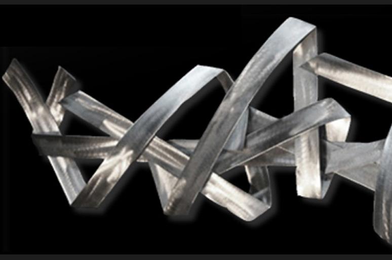 NY0660M - Metal Art by Nicholas Yust, Alternate Angle 1