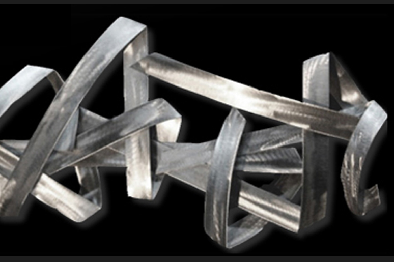 NY0660M - Metal Art by Nicholas Yust, Alternate Angle 2