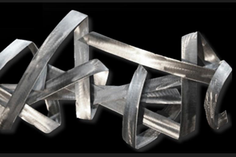NY0660M - Metal Art by Nicholas Yust, Alternate Angle 3
