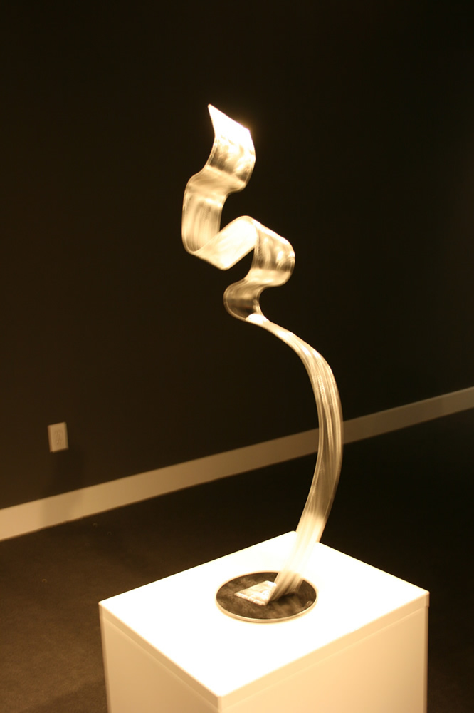 NY0662M - Metal Art by Nicholas Yust, Alternate Angle 1