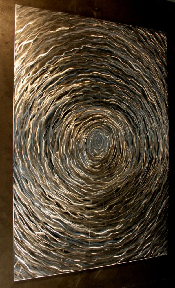 NY0664M - Metal Art by Nicholas Yust, Alternate Angle 1