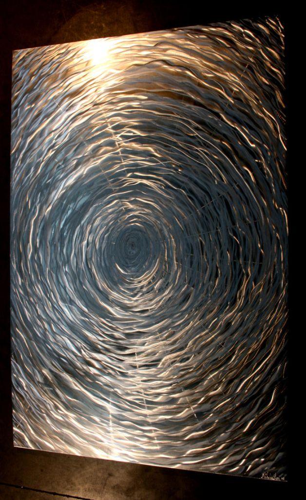 NY0664M - Metal Art by Nicholas Yust, Alternate Angle 2