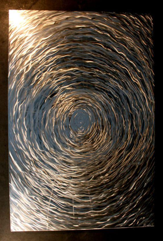 NY0664M - Metal Art by Nicholas Yust, Alternate Angle 3