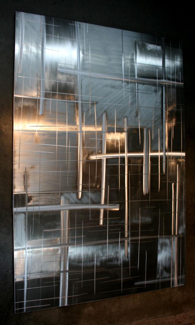 NY0671M - Metal Art by Nicholas Yust, Alternate Angle 1