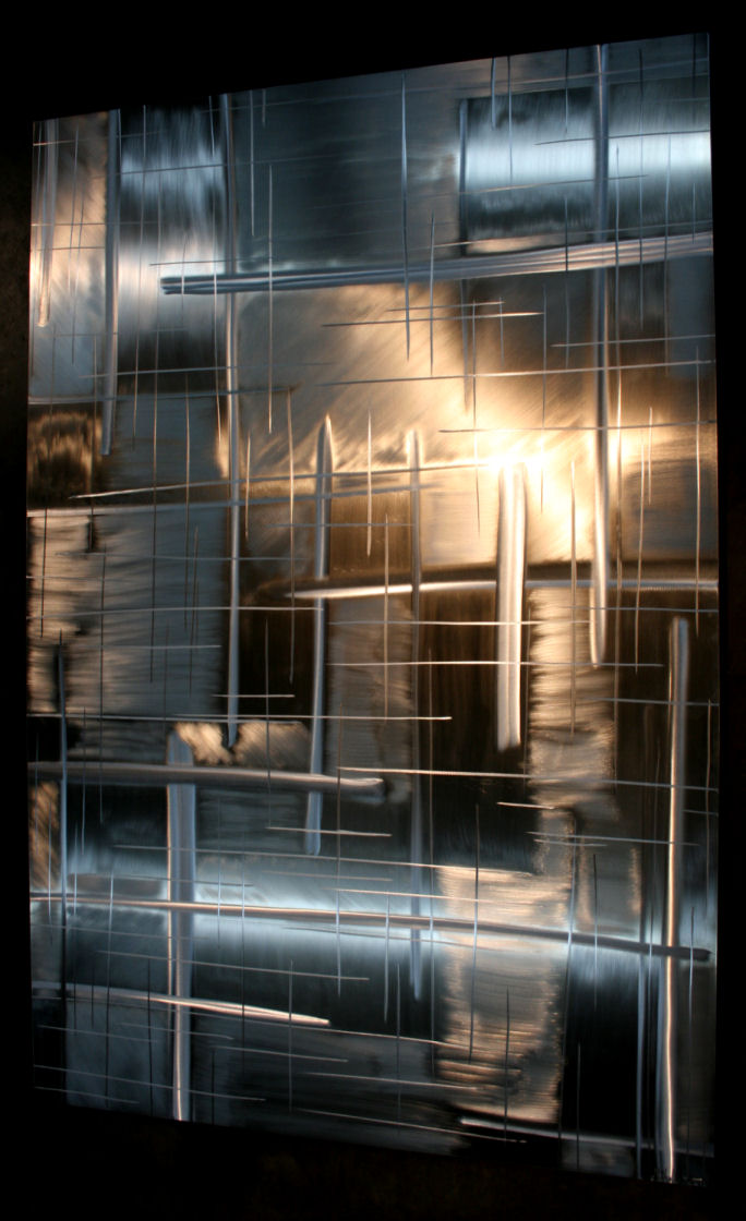 NY0671M - Metal Art by Nicholas Yust, Alternate Angle 2