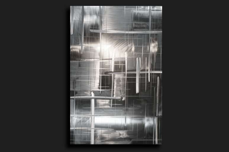 NY0671M - Metal Art by Nicholas Yust, Alternate Angle 4