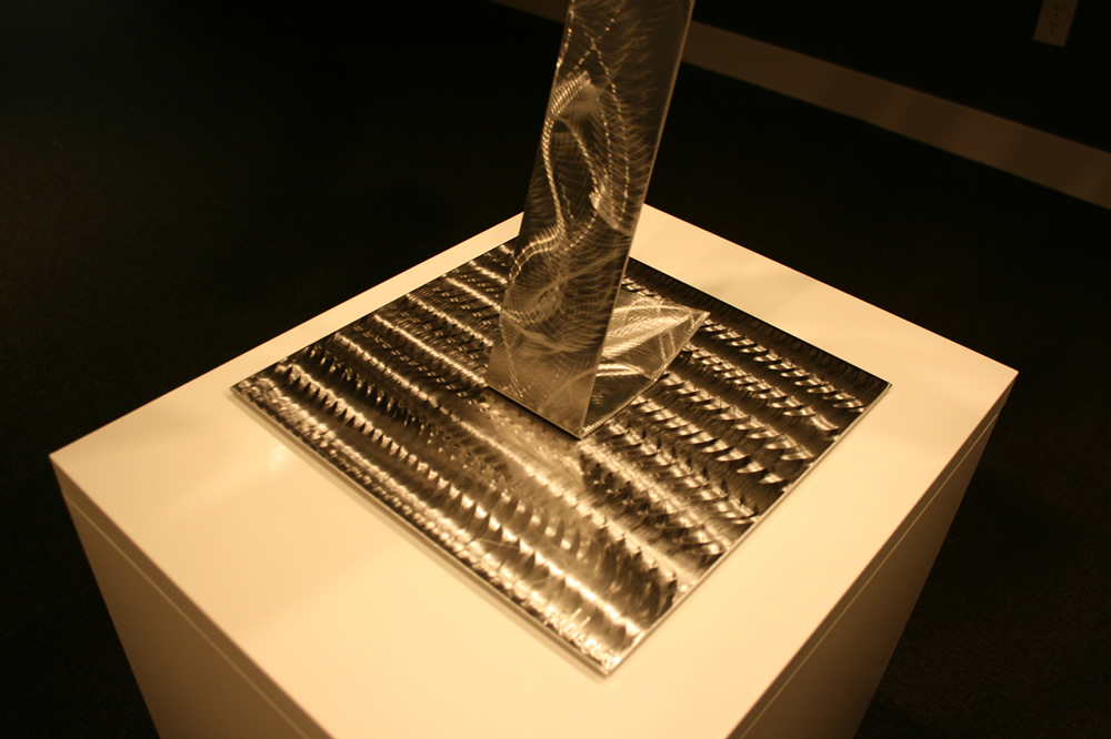 NY0674M - Metal Art by Nicholas Yust, Alternate Angle 2